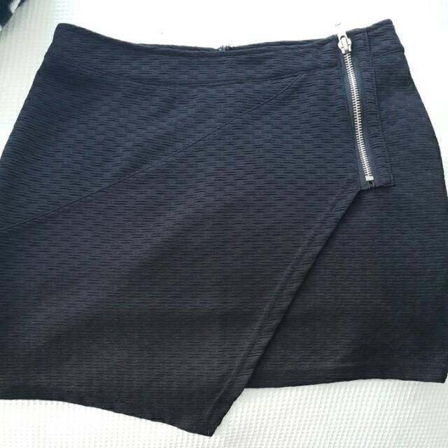 Cute Black Skirt