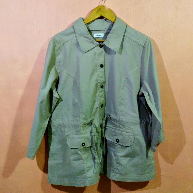 Damart Military Jacket