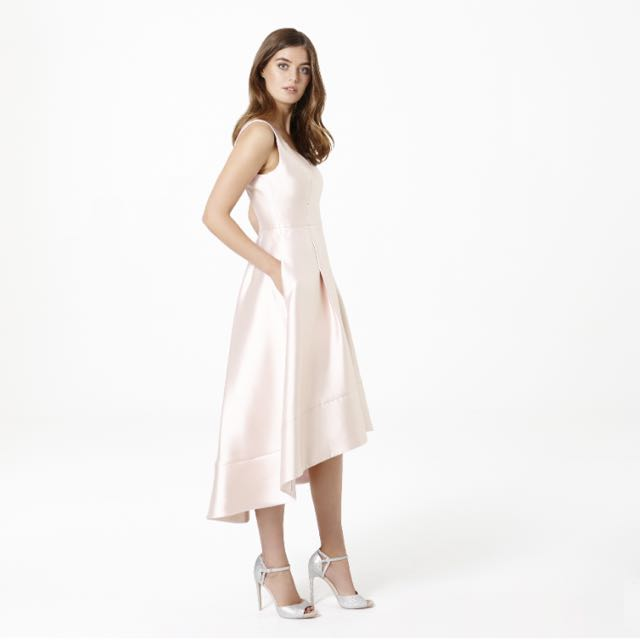 Forever New Lydia Pink Formal Dress