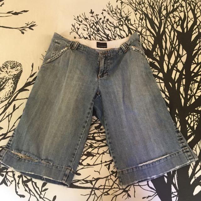 Genuine Calvin Klein Jeans Shorts
