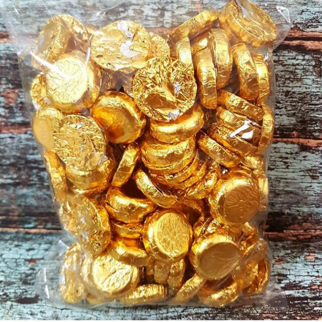Golden Coin (Isi Kismis)