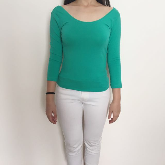 Green Top Stradivarius