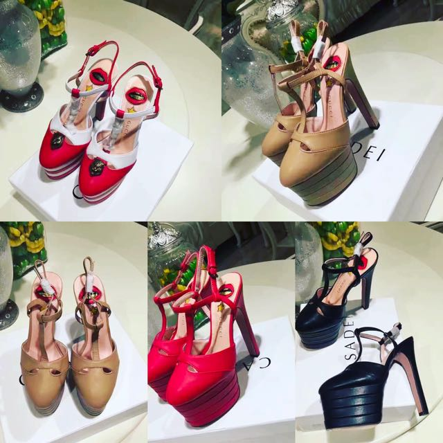 Gucci Heel shoes