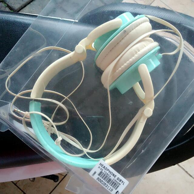 Headphone Sibyl Cream Tosca