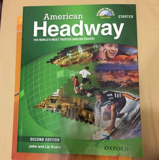 Headway#我有課本要賣