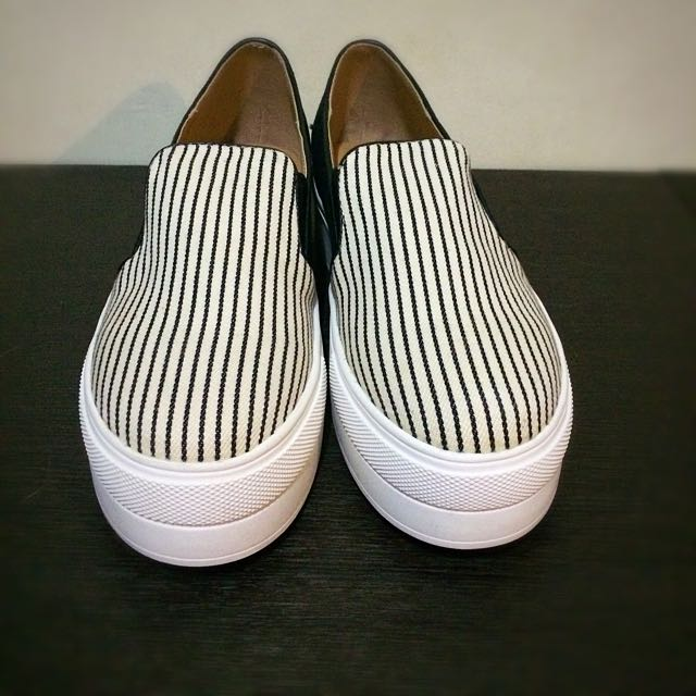 High Platform Slip Ons