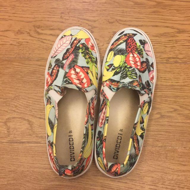H$M鞋子