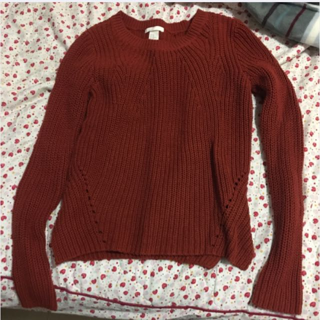 H&M 針織毛衣