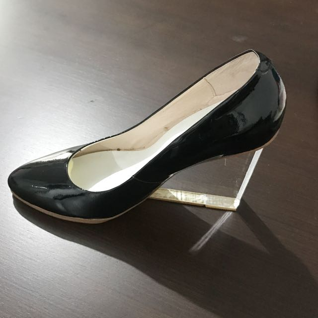 HnM Clear heels Shoes