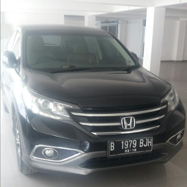 Honda Crv prestige