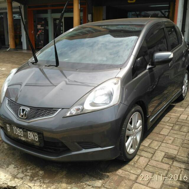 Honda Jazz Rs Matic Tahun 2010 Cars For Sale On Carousell