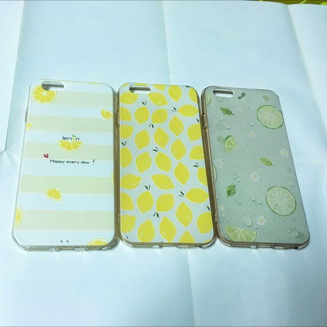 iphone6 蘋果6/6s 手機殼 🍋 檸檬