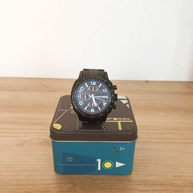 jam tangan fossil watch original