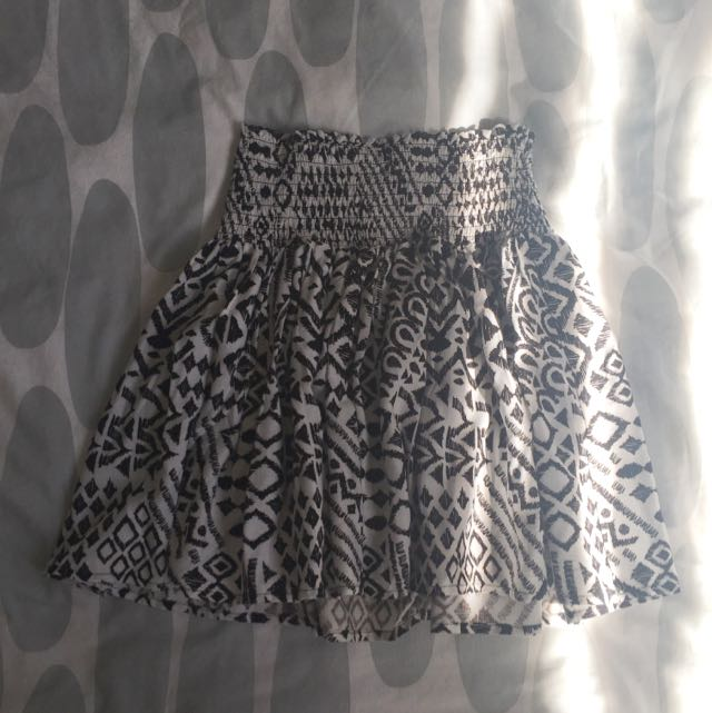 Jay Jays Patterned Skirt