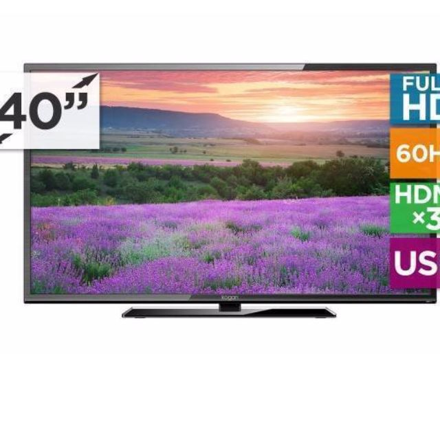 """Kogan 40"""" LED TV (Full HD) excellent condition as new"""