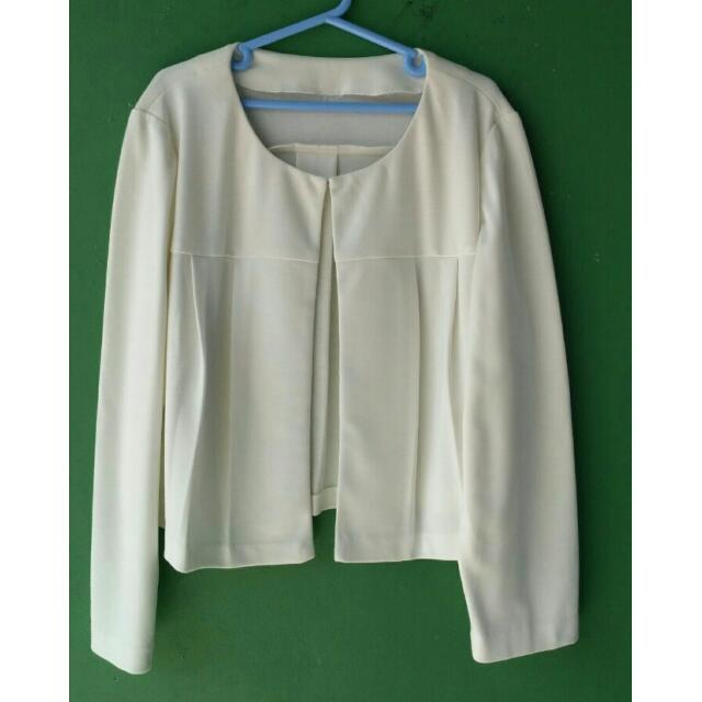 Korean White Outer