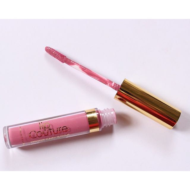 LA Splash Lip Couture in Rose Garden