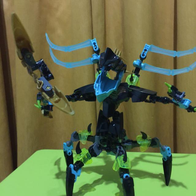 lego hero factory-monster