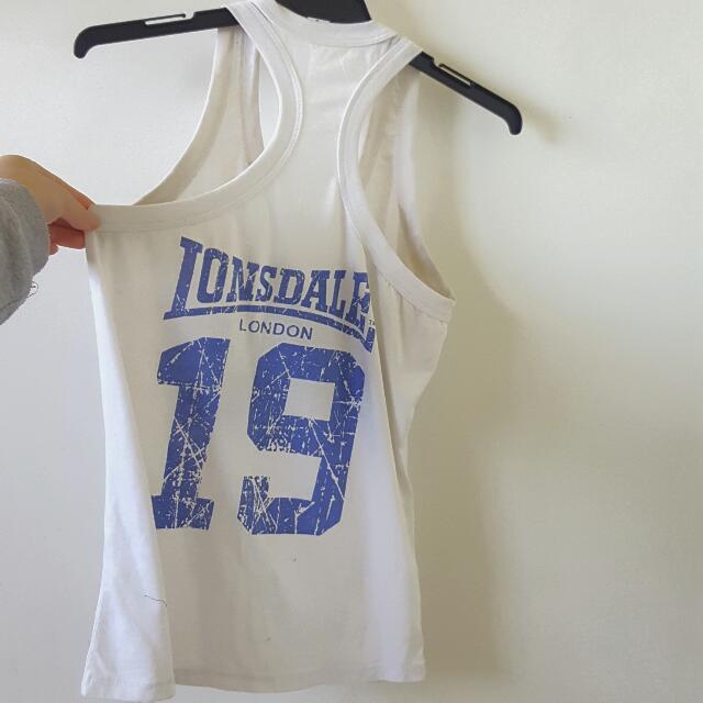 Lonsdale Tank