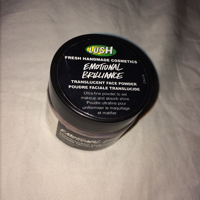 LUSH Setting Powder