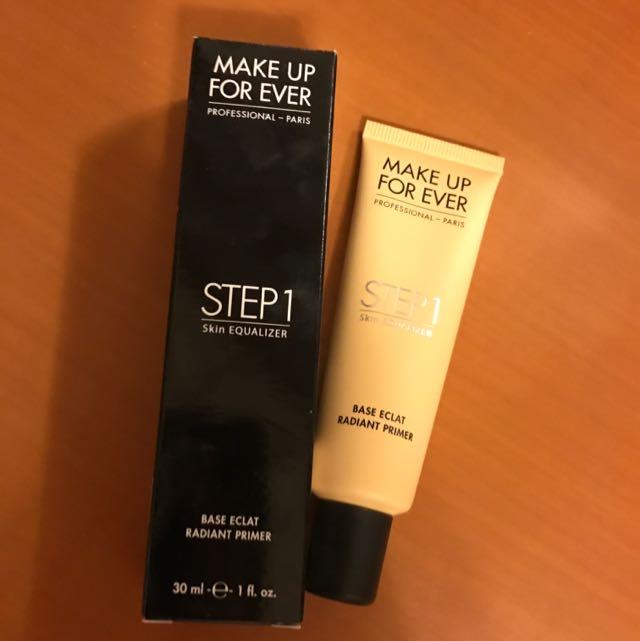 全新Makeup Forever STEP1-第一步奇肌對策