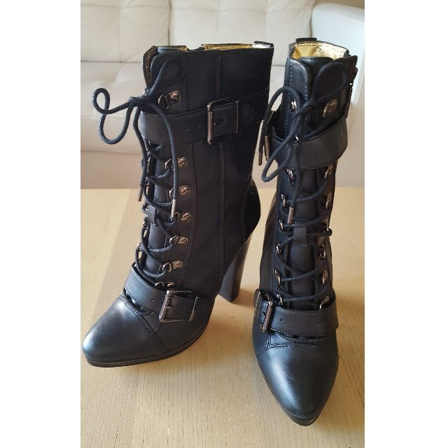 Mimco Leather Boots (New)