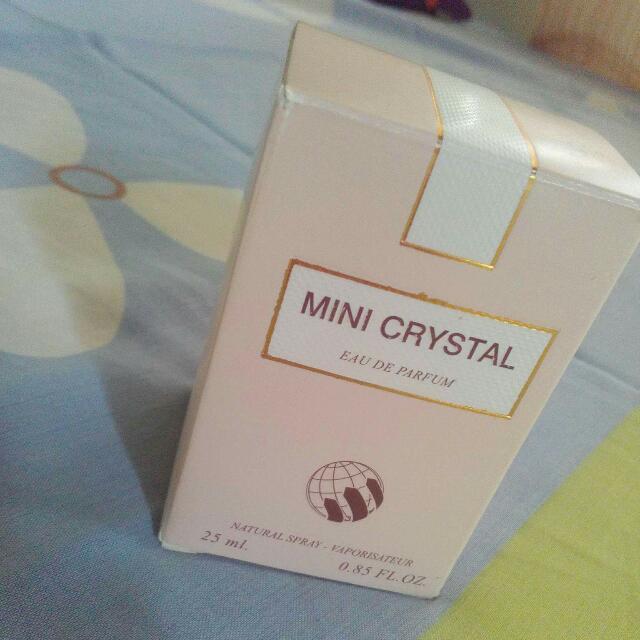 Mini Crystal Perfume FREE SHIPPING!!!
