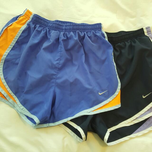 Nike Shorts (Both Pairs)