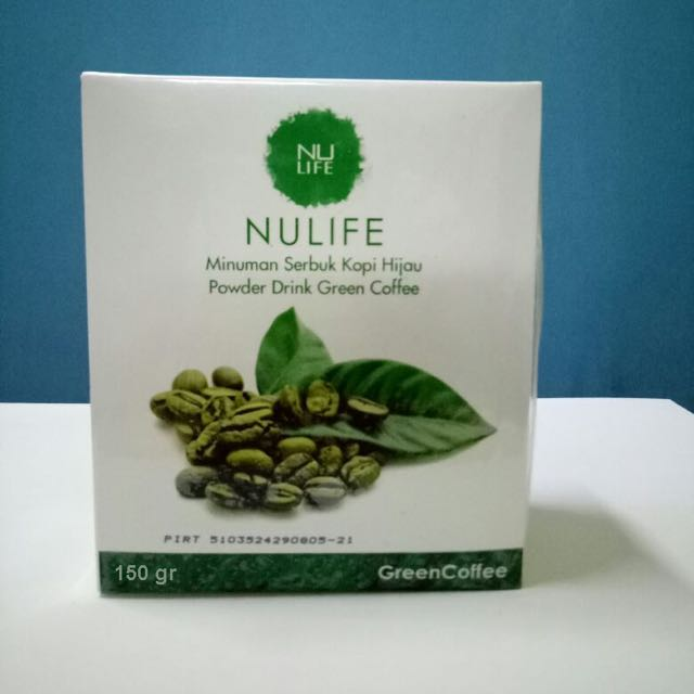 Nulife Green Coffee