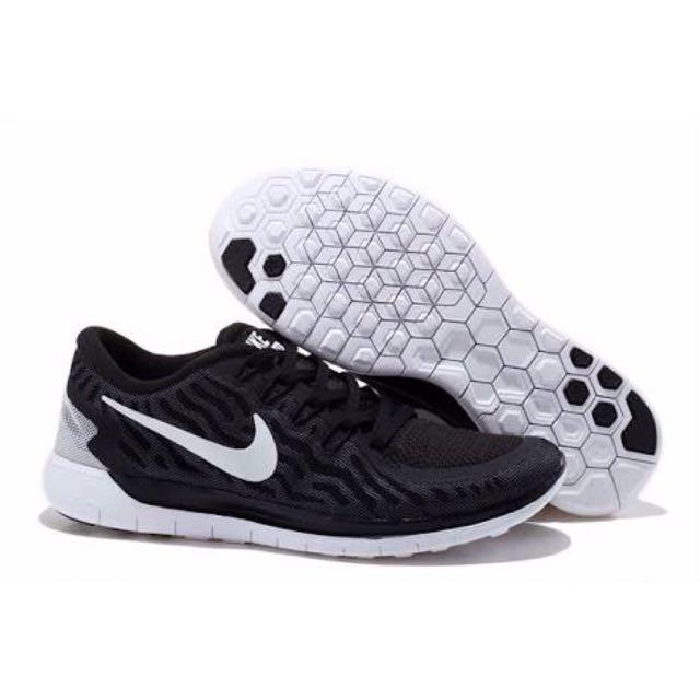 Original Nike Free 5.0 Black