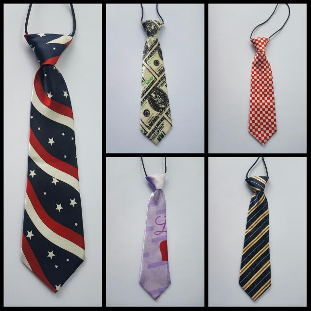 Pet Necktie for Large Dogs