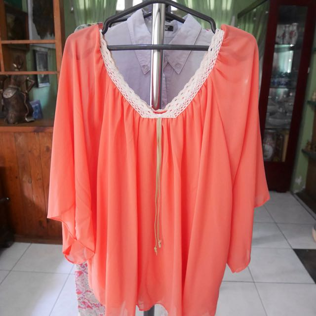 Pinkish Top [Preloved]