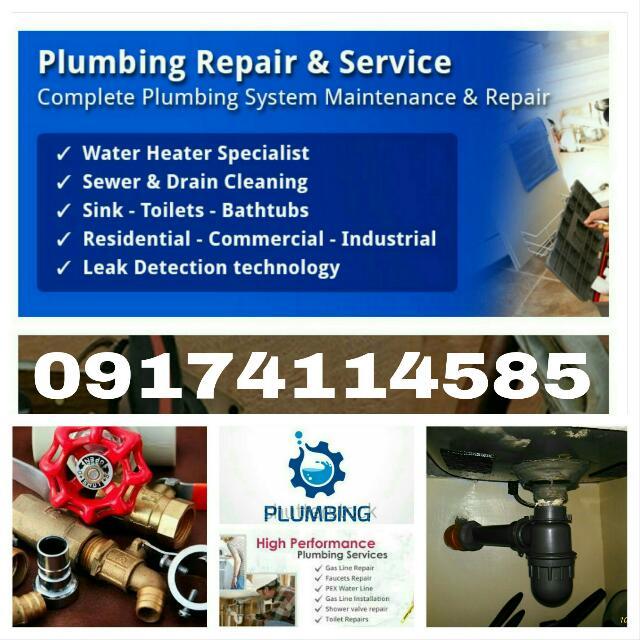 Plumbing TUBERO and Electrical Maintenance Repairs And
