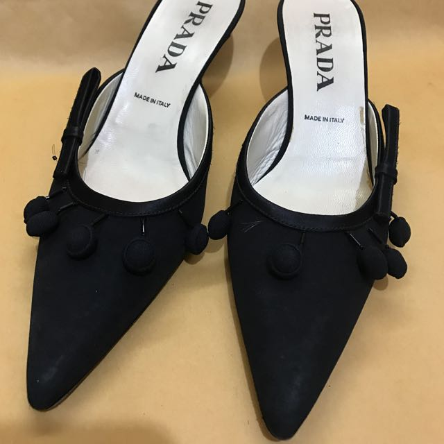 Prada Shoes Authentic