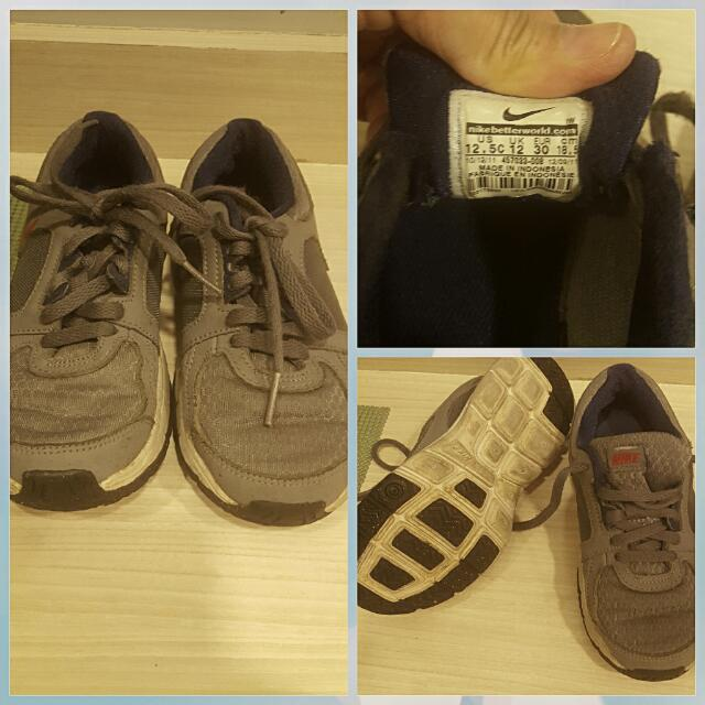 Pre-loved Nike Shoes - REPRICED!!! Buy 3 rubber shoes at P1,000!