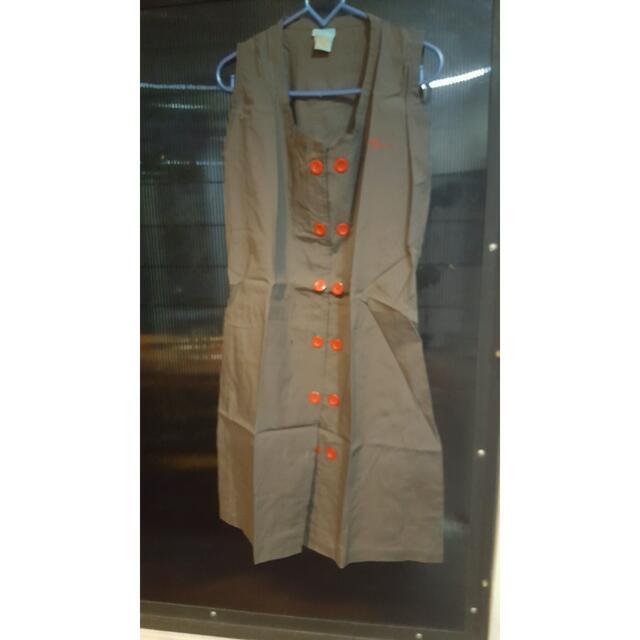 Pretty Rown Mini Dress