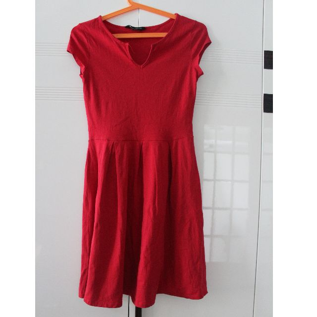Red Dress from Dorothy Perkins