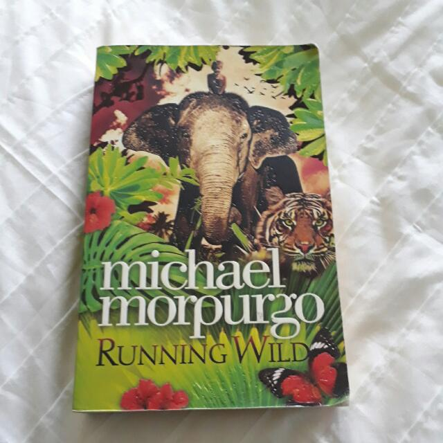 'Running Wild' By Michael Moropurgo