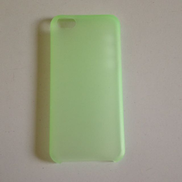 Semi Hard -soft Case For Iphone 5c