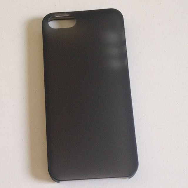Semi Hard -soft Case For Iphone 5s