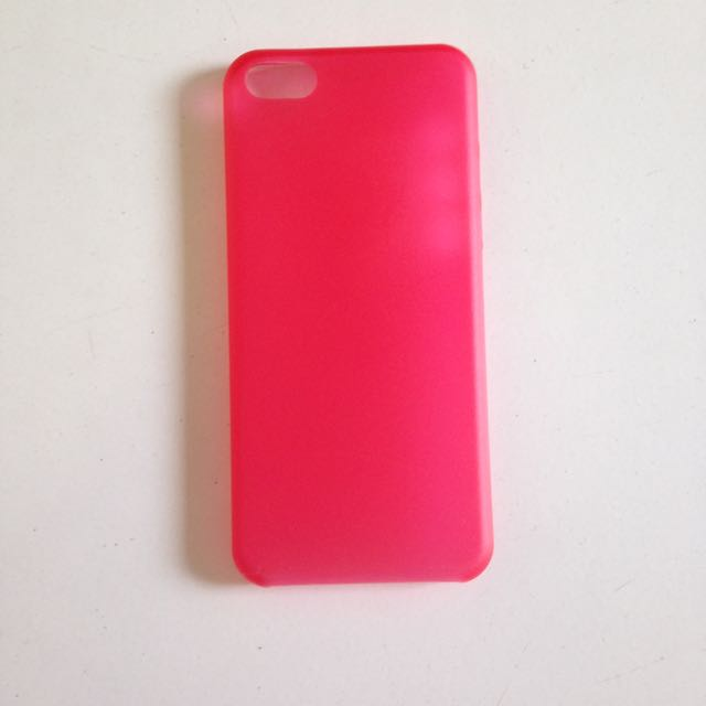 Semi Hard-soft Case For Iphone 5c
