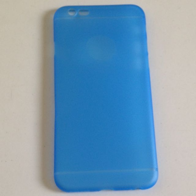 Semi Hard-soft Case For Iphone 6