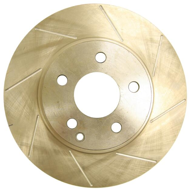 Slotted Rotors