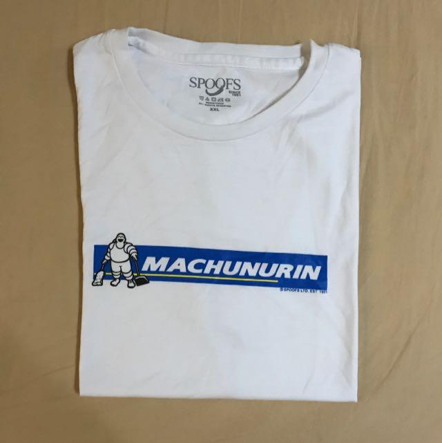 Spoofs XXL Shirt -Machunurin