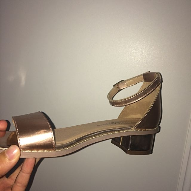 Style Express Wide Fit Heels