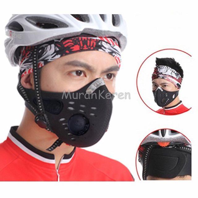 Super Mask Respirator Protection