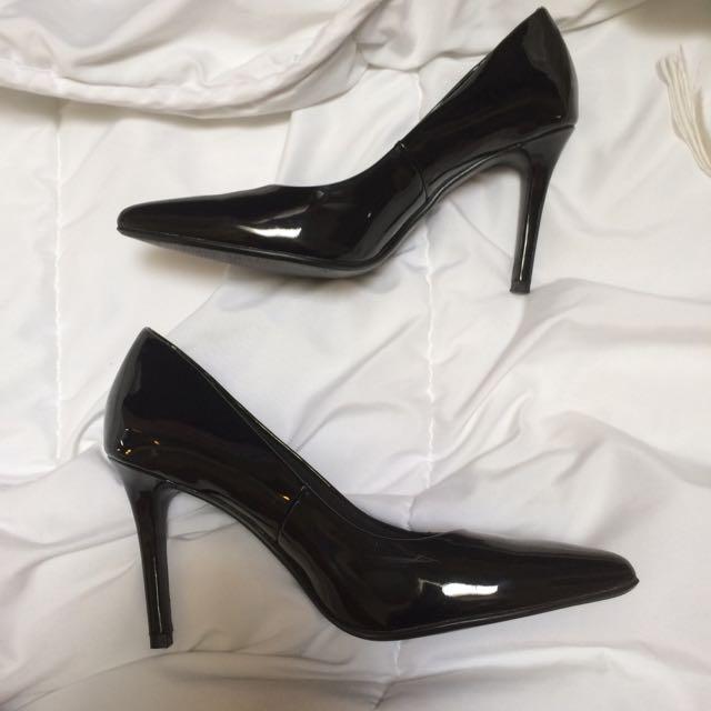 Target Collection Black Heel Size 6.5