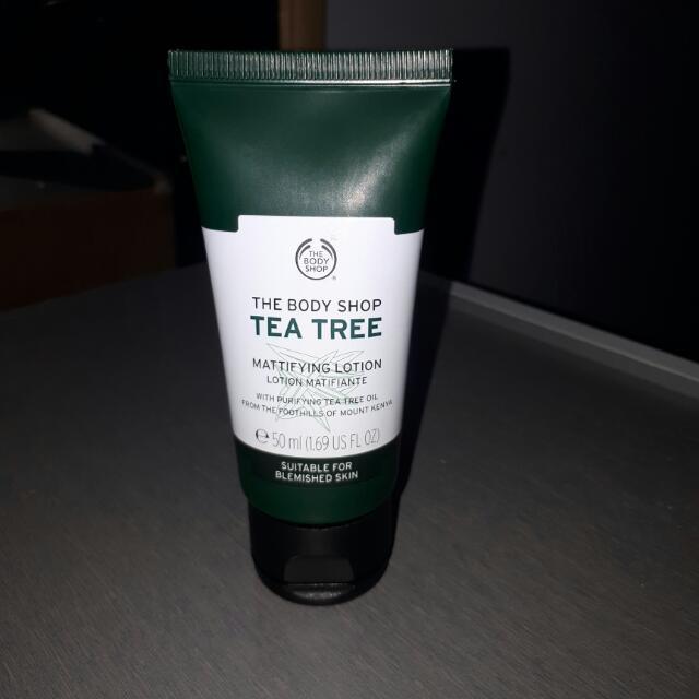 Tea Tree Mattifying Lotion