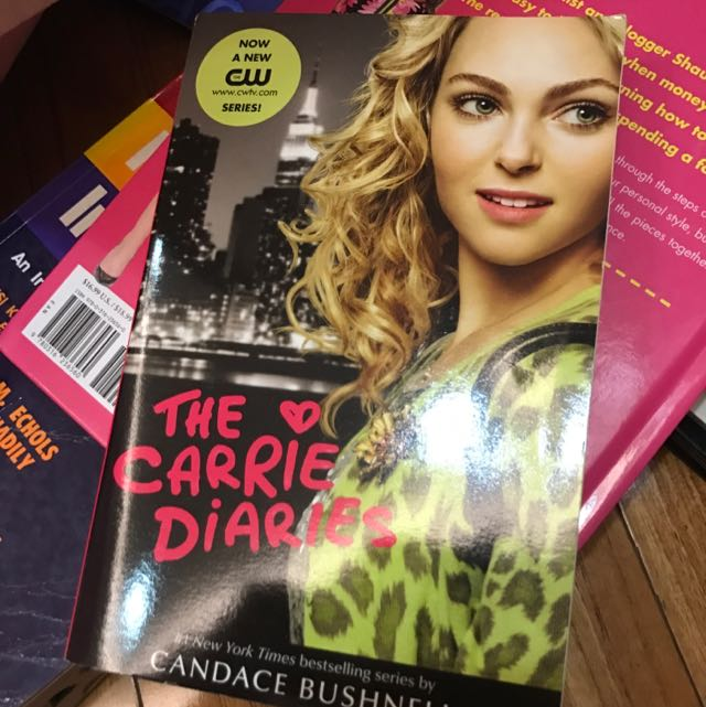 The Carrie Diaries Novel