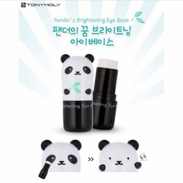 tony moly - panda's dream brightening eye base